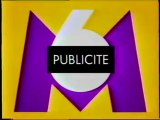 Page De Publicité Avril 2001 M6