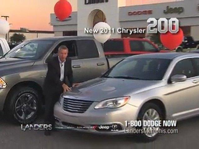 Landers Dodge Southaven is a Memphis Dodge dealer …