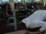 Dos-Lombaires ► 12 x 55Kg ◄ Entrainement Musculation Yannis Malahël