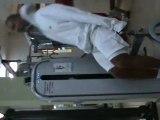 Dos-Lombaires ► 64 x 100Kg ◄ Entrainement Musculation Yannis Malahël