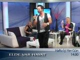 GAZETECİ ÖZLEM YILMAZ SHOW TV SAMANYOLU TV, TGRT HABER, ELDE VAR HAYAT, SAĞLIK, HER İŞİN BAŞI SAĞLIK