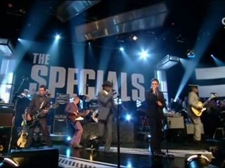 THE SPECIALS Gangster  LIVE 2009 - 2010