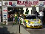Rallye du Var 2011 Résumé