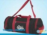 Custom Promotional Duffel Bags Printed w/Logo