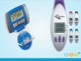 Custom Promotional Pedometers Printed w/Logo