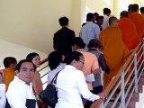 Cambodge: début du procès de trois hauts dirigeants khmers rouges
