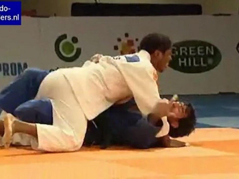 Dex Elmont (NED) - Mansur Isaev (RUS) [-73kg] final