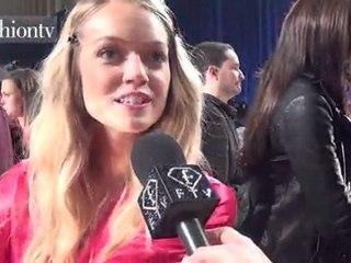 Victoria's Secret Fashion Show 2011 BACKSTAGE Exclusive FTV