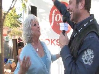 Cooper Boone interviews Paula Deen