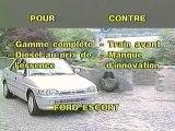 Présentation du Ford Fiesta RS Turbo sur M6 dans Turbo!!