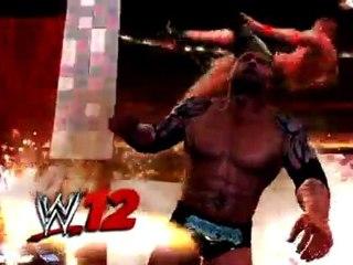 The Animal - Batista de WWE 12