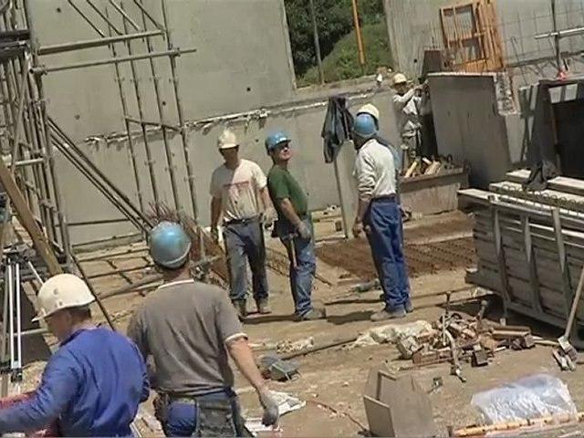 Reportage : construction du collège de Plabennec