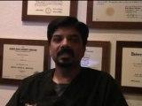 Dr. Chari as a networking dentist