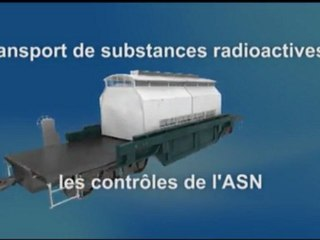 Transport de substances radioactives : les contrôles de l'ASN