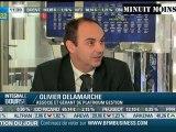 Olivier Delamarche - L'Europe va éclater - 22/11/2011 - BFM Business -  22 novembre 2011