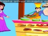 Sudu Sudu Roti (Hot Cross Buns) - Nursery Rhyme with Sing Along