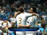 PES 2012 : Prédiction du match Real Madrid / Dinamo Zagreb