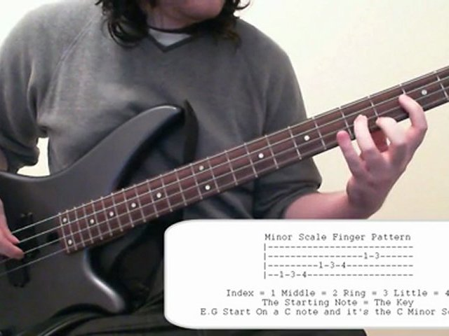 Bass-Guitar-Scales