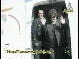 صول مطربة الأجيال وردة إلى مطار بسكرة عام 2007
