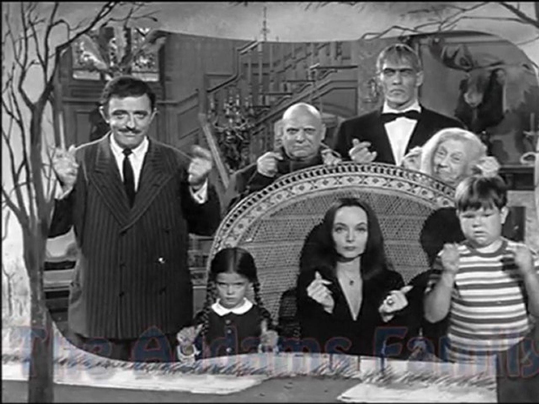 Addams Family - (La Famille Addams)