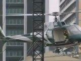 Accident d'un hélicoptère en Nouvelle-Zélande
