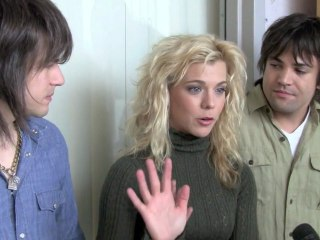 The Band Perry Visits Batson Children's Hospital
