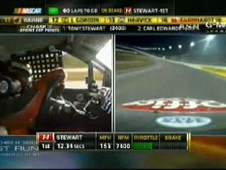 2011 NASCAR SPRINT CUP SERIES (HIGHLIGHT) FORD 400 FIRST AIR 2011-11-21-14h30m