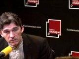 Nicolas Bourriaud, invité de Musique matin -  23/11/11