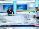 Autisme en questions : Quelle prise en charge? - Interview de Sandrine Sonié - France 3 Rhône-Alpes - 22/11/2011