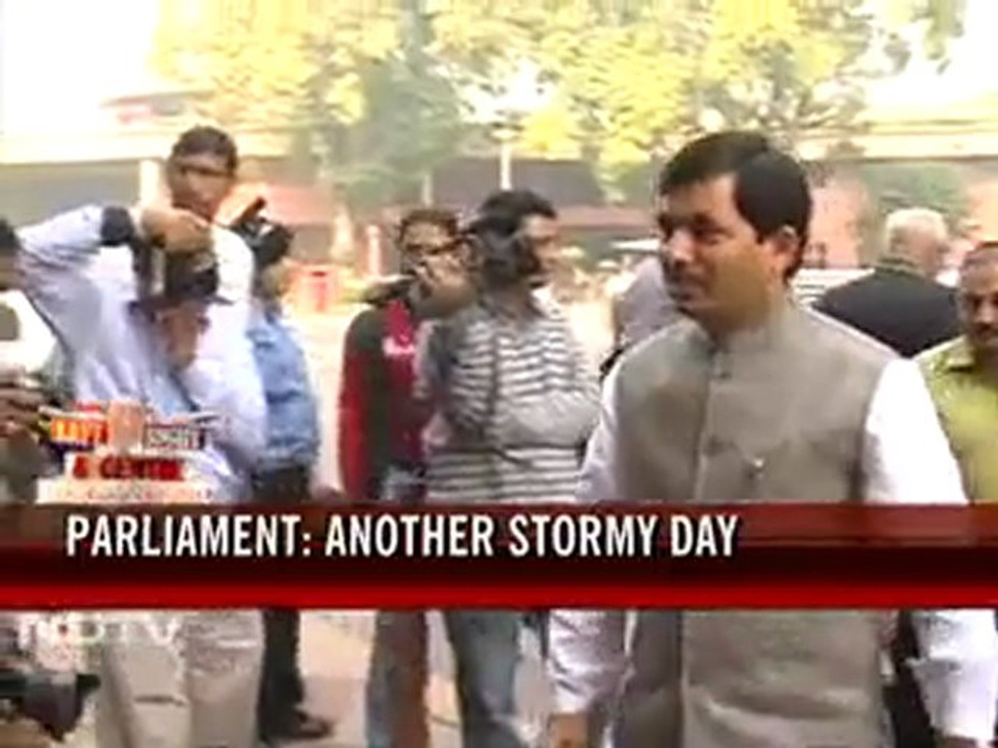 Price rise storm: Both Houses adjourned