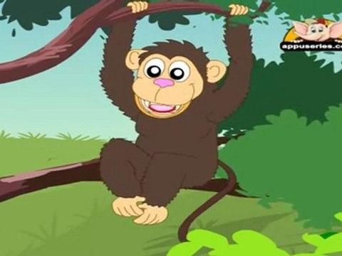 Animal Sounds in Marathi - Monkey