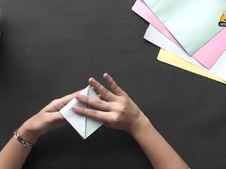 HOW TO MAKE A 3D ORIGAMI HEART - YouTube | 240x320