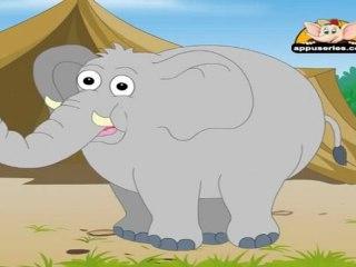 Animal Sounds in Marathi - Elephant