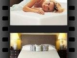 Sleep Innovations 10-inch Sure Temp Memory Foam Mattress