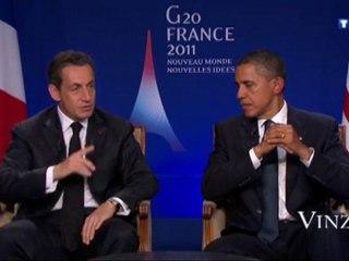 VinzA démonte Obama & Sarko