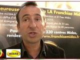 David BORGEL, Responsable développement franchise MIDAS