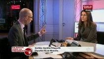 """Aurélie Filippetti : invitée de l'émission """"En route vers la présidentielle"""""""