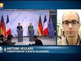 Crise euro : France, Allemagne et Italie réunies