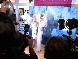 Victoria's Secret ANGEL Perfume with Candice & Erin | FTV