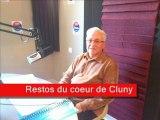 Club Altitude- Coté local - Restos du coeur Cluny