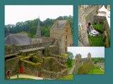 ce FABULEUX château de Fougères A vOS PIEDS entre terre et mer