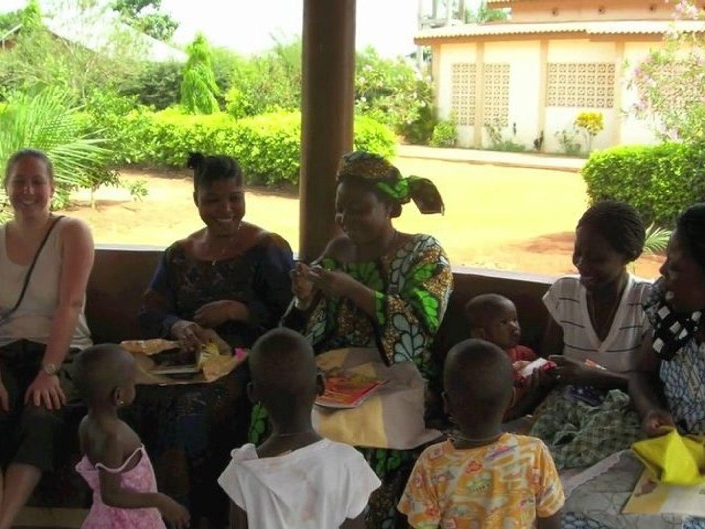 Tourisme solidaire au Bénin avec 'Double Sens'