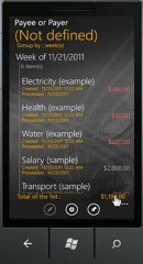 Bank Account Manager for Windows Phone updated - MSPoweruser