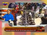 Toda Venezuela Reinaldo Hidalgo coordinador de la Comision Presidencial para el Desarme 24.11 2011 2/2