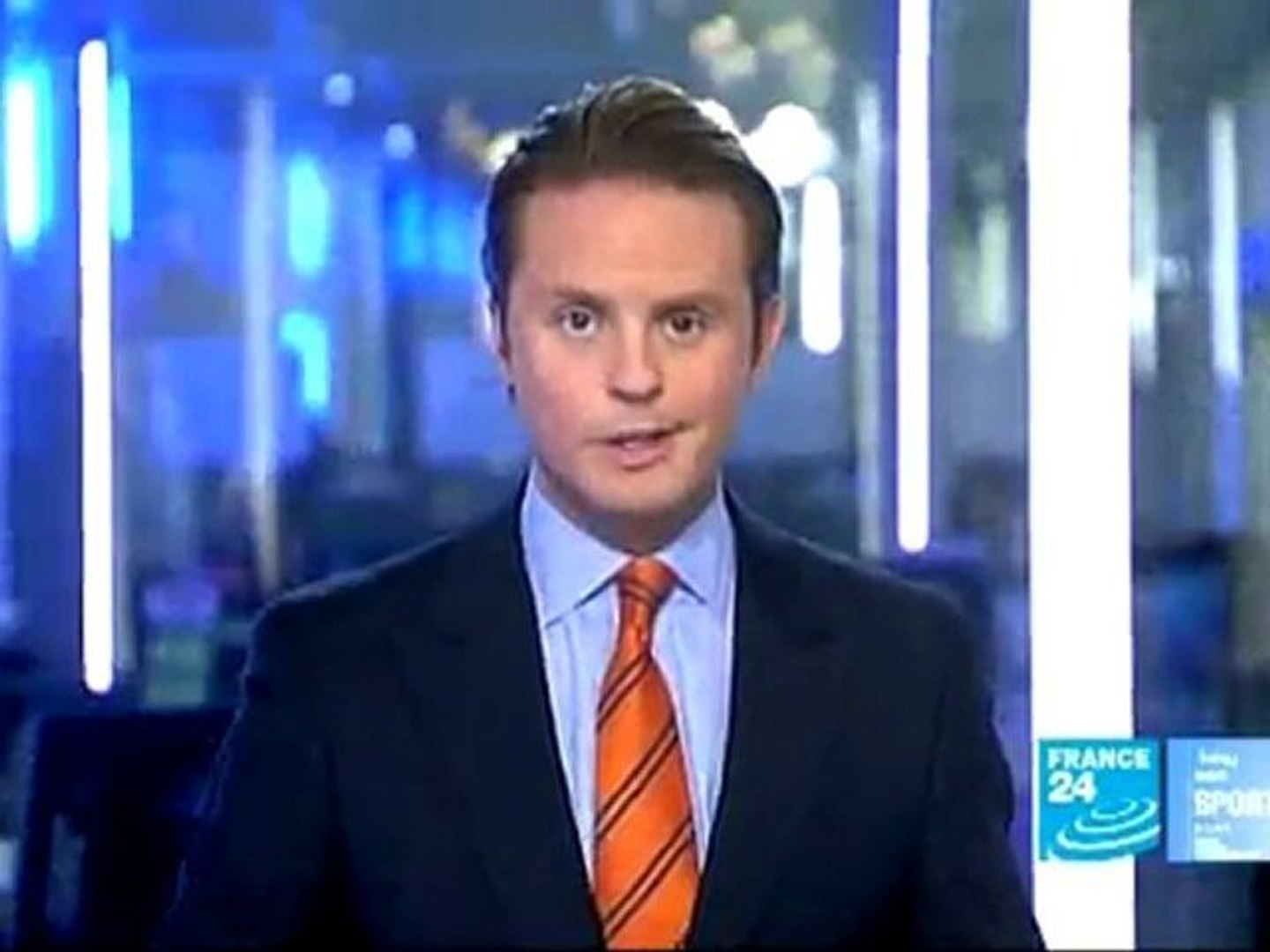 06:45AM FRANCE 24's international news flash