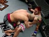 """UFC Undisputed 3 - THQ - Trailer """"Combat"""""""