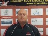 Hockey Club Neuilly sur Marne 93 : Neuilly / Strasbourg
