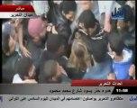 Egypte : Les images de la journaliste encerclée sur la place Tahrir