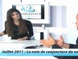 TiVimmo et les Notaires de France - Maitre Pierre Bazaille analyse et Note de conjoncture parue en Juillet 2011