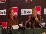Pourquoi la jeunesse ne se révolte-t-elle pas? Intervention de Daniel Cohn-Bendit et Nathalie Kosciusko-Morizet